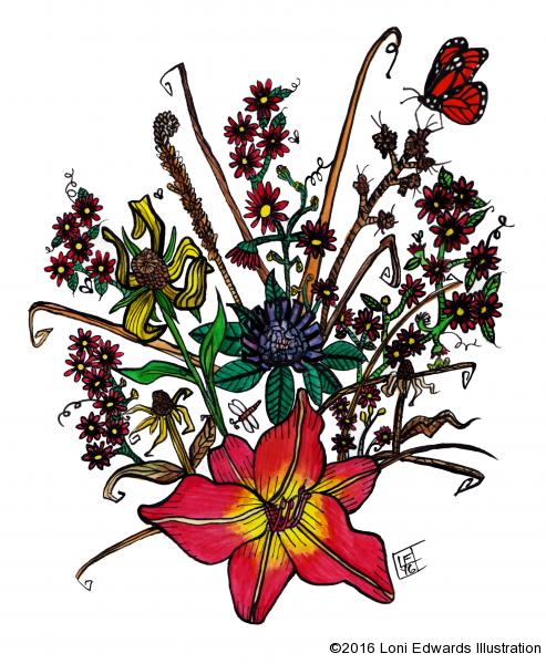 Flower Series 7