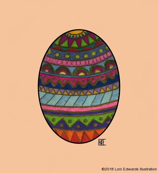 Easter Egg 2018