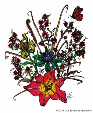 Flower Series #7
